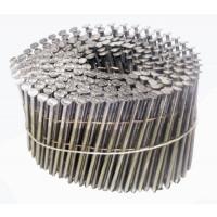 BOSTITCH- POINTES ROULEAUX Ø 2.03mm  / longueur : 55 mm ANNELE GALVANISEES 14000 pieces par boîte-  N203R55BG13