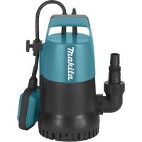 Pompe vide-cave à eau claire 300 W MAKITA - PF0300