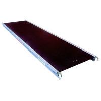 Plancher alu/bois sans trappe 3 m 0,75 m (200 Kg/m²) Classe 3 ALTRAD AERIS45 - Q8625