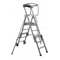 Plate-formes individuelles roulantes Télescopique 3 à 5 marches(PIR/PIRL) DUARIB-Tandempro XT5- 18235