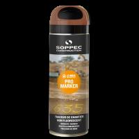 TRACEUR DE CHANTIER NON FLUORESCENT SOPPEC PROMARKER MARRON 9-12 MOIS - 141509