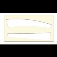 Pochoir Tête de flèche en PVC 1mm d'épaisseur réutilisable SOPPEC-451726