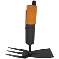 Serfouette panne et fourche Quikfit™ FISKARS - 1000735 (Outils de jardin à main)