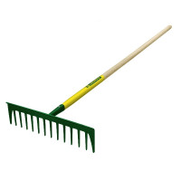 Rateau batipro 14 dents droites SM FISKARS LEBORGNE- 376100 (Terrassier)