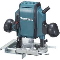 Défonceuse 900 W Ø 8 mm avec coffret MAK-PAC MAKITA- RP0900XJ