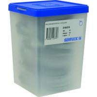 COLLIERS A CREMAILLERE BANDE PLEINE 9MM W1 60-80MM SERFLEX - BOITE DE 20 SODISE-2360920 (Default)