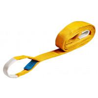 COBALTIX-Elingue sangle plate jaune 3 mètres 3 tonnes-SB2033