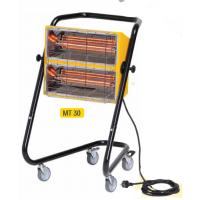 SOVELOR-Chauffage mobile électrique halogène à quartz  - MT30