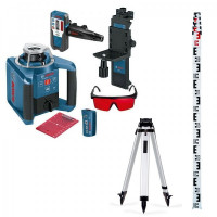 BOSCH OUTILLAGE -Lasers rotatifs GRL 300 HV pack exterieur Professional- 061599405U