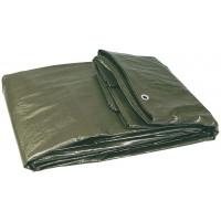 BACHE PLASTIQUE 6X4M RENFORCEE (120 G/M2 ENV.) SOFOP TALIAPLAST- 390102