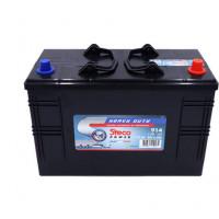 Batterie 12V 110Ah 800A 345x173x233 Gamme Bleue Heavy Duty STECOPOWER - 914
