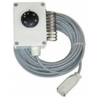 SOVELOR  - Thermostat d'ambiance étanche câblé 10 m chauffages AGS/AGV- THE