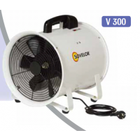 SOVELOR- VENTILATEUR EXTRACTEUR HELICOIDE PORTABLE DIAMETRE 300  mm- V300