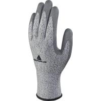 Sachet de 3 paires de gants tricot ECONUT Gris Noir DELTA PLUS VENICUT34G3-VECUT34GRG30