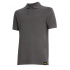 Polo gris piqué manches courtes en coton ATLAR II diadora - 160299750700