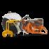 DECOUPEUSE HUSQVARNA K 1270 RAIL AVEC BRAS ARTICULE RA 10S 350 MM AL 25.4 MM- 967071101