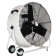 SOVELOR- VENTILATEUR HELICOIDE ORIENTABLE  MOBILE SUR ROUES DIAMETRE 600 - DEBIT D'AIR MAXI :  13 200 M3/H - VMO600
