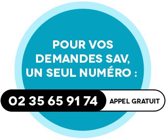 Numéro d'appel du SAV BatiAvenue